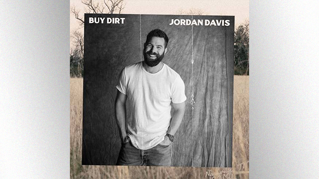 'Buy Dirt': Jordan Davis releasing new EP this month